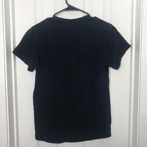 Tops - University of Minnesota Gophers Black T Shirt